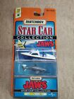 RARE JAWS Matchbox Star Car Collection Amity Police Boat