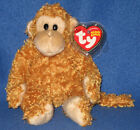 TY FUMBLES the MONKEY BEANIE BABY - MINT with MINT TAGS