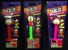 1998 Garfield PEZ Dispensers-New on Card!- Singles or Set of 3!