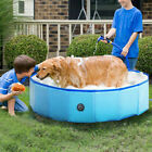 Foldable Dog Pet Bath Pool Dog Pet Pool Bathing Tub for Dogs Cats and Kids 47