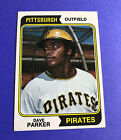 Top 10 Dave Parker Baseball Cards 20