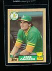 Jose Canseco Cards, Rookie Cards and Autographed Memorabilia Guide 7