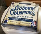 2020 UD Upper Deck Goodwin Champions Factory Sealed Hobby box FREE SHIP
