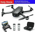 Holy Stone HS720E FPV Drone 4K EIS Drone with UHD Camera Quadcopter 2 Batteries