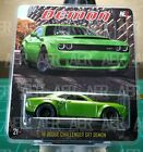 Hot Wheels 18 Dodge Challenger SRT Demon Super Custom Metallic Flake Green