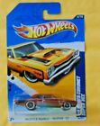 Hot Wheels SUPER Treasure Hunt 2012 69 DODGE CORONET SUPER BEE W PROTECTOR RRS