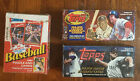 1999 & 2000 Topps Traded Box set Baseball Cards 1990 Don Russ 36 Count Cards