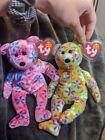 Funky and Groovey TY beanie baby Mint condition with Mint tags 2006