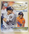 2017 Topps Gold Label Baseball Factory Sealed Hobby box FREE SHIP WORLDWIDE!