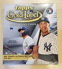2018 Topps Gold Label Baseball Factory Sealed Hobby box FREE SHIP WORLDWIDE!