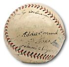 Jimmie Foxx Baseball Cards and Autographed Memorabilia Buying Guide 29