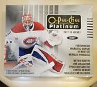 2017-18 UD Upper Deck O-Pee-Chee Platinum Hockey Factory Sealed Hobby Box