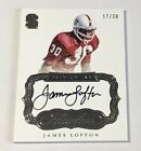 James Lofton Cards, Rookie Card and Autographed Memorabilia Guide 9