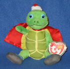 TY TUCK the TURTLE BEANIE BABY WONDER PET - MINT with MINT TAGS
