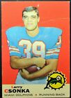 Larry Csonka Cards, Rookie Card and Autographed Memorabilia Guide 12