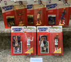1988 / '93 Starting Line Up NBA Lot Dominique Gerald Wilkins Christian Laettner