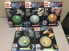 LEGO STAR WARS PLANET SERIES 9675 9676 9677 9678 9679 SERIES 1 AND 2 2012