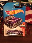 Hot Wheels Super Treasure Hunt 67 Chevy C10 Fast Ship Read
