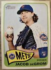 Jacob deGrom Rookie Cards Checklist and Top Prospect Cards 26