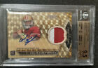 🔥BGS 9.5 2011 Bowman Sterling Colin Kaepernick Gold Superfractor 1 1 Auto 10 RC