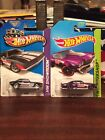 Hot Wheels Super Treasure Hunt 67 Camaro  70 Chevy Chevelle Summit Twins Read