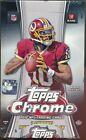 2012 TOPPS CHROME FOOTBALL FACTORY SEALED HOBBY BOX RUSSELL WILSON RC