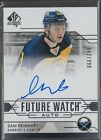 2014-15 SP Authentic Hockey Future Watch Autographs Gallery, Guide 76