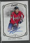 2015-16 Upper Deck Champs Hockey Cards 14