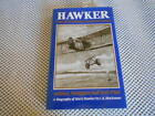 Hawker One of Aviations Greatest Names by L K Blackmore SIGNED COPY HCDJ