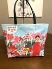 KATE SPADE Be Mine Rose RARE Flower Market Bunches Of Love Hallie Tore