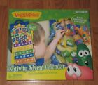 VeggieTales Nativity Advent Calendar Cloth Countdown to Christmas Brand New