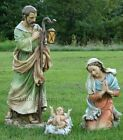 Josephs Studio 27 Scale Nativity Holy Family Full Color 39530 NIB