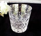 Vintage Rogaska Gallia Double Old Fashioned 4 Flare Glass 1 w 6 available
