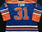 Grant Fuhr Cards, Rookie Card and Autographed Memorabilia Guide 21
