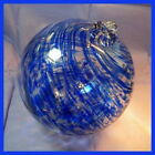 Hanging Glass Ball 8 Diameter Blue Tree Witch Ball 1 115