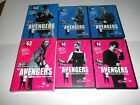 The Avengers 63 Collection Honor Blackman Sets 1  2 DVD Rare OOP