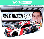 Kyle Busch 2020 Snickers White 1 24 Die Cast IN STOCK