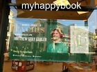 SIGNED by Matthew Gray Gubler book Rumple Buttercup autographed new