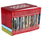 The Boxcar Children 30 Book Box Set with DVD Magnifying Glass Journal  more