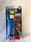 PEZ WOLVERINE MARVEL UNIVERSE 2009. RARE AND VERY HARD TO FIND.