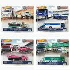 Hot Wheels 2020 Car Culture Team Transport Case J Set of 4 Trucks FLF56 956J