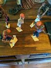 1996 starting lineup Dream Team Miller Robinson Pippen O'Neal Hardway Hill