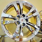 SET OF 4 Cadillac CTS CHROME 18 X 85 OE SPEC WHEELS FIT CTS 2008 TO 2013