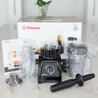 Vitamix S50 S Series Blender Professional Grade 40oz and 20oz Container Black