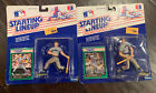 Kenner MLB Starting Lineup Alan Trammell & Matt Nokes Action Figure 1989 Edition