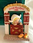 Vintage 1986 Hallmark Christmas Ornament  2nd in WINDOWS of the WORLD  Holland