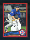 2011 Topps Update Series Baseball SP Variations Gallery and Checklist 38