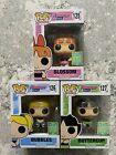 Funko Pop SDCC 16 Exclusive The Powerpuff Girls Complete Set RARE 1st To Market