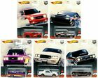 2020 Hot Wheels Power Trip Set of 5 Cars Car Culture 1 64 Diecast Cars
