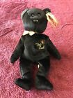 Ty Beanie Baby (The end) With Miss Prints Rare  New Condition